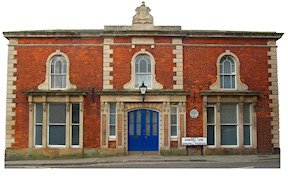 Alford Corn Exchange